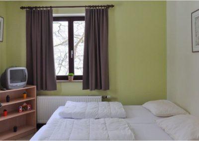 kamer vakantiehuis belgische Ardennen Erezée