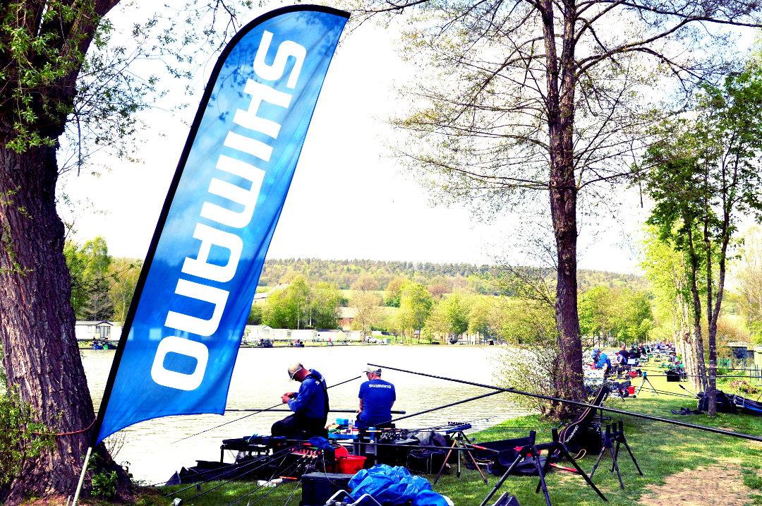 Camping met visvijver in belgische Ardennen