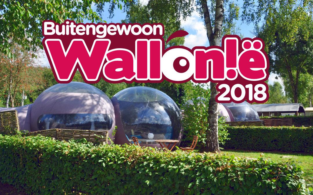 Buitengewoon Wallonië 2018