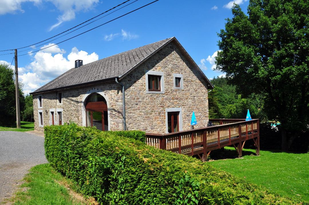 Vakantiehuis belgische Ardennen 16 personen
