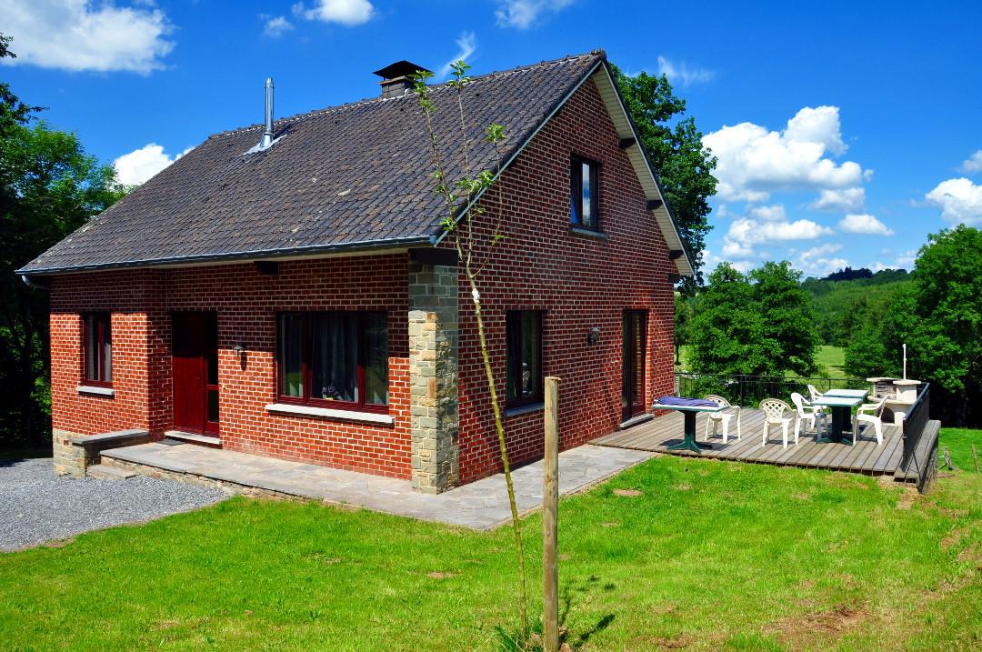 Vakantiehuis 10 personen belgische Ardennen Erezée