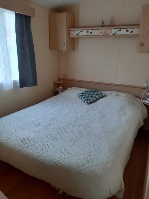 Stacaravan 2 Slaapkamers te koop camping Ardennen