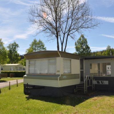 Stacaravan te koop camping Ardennen