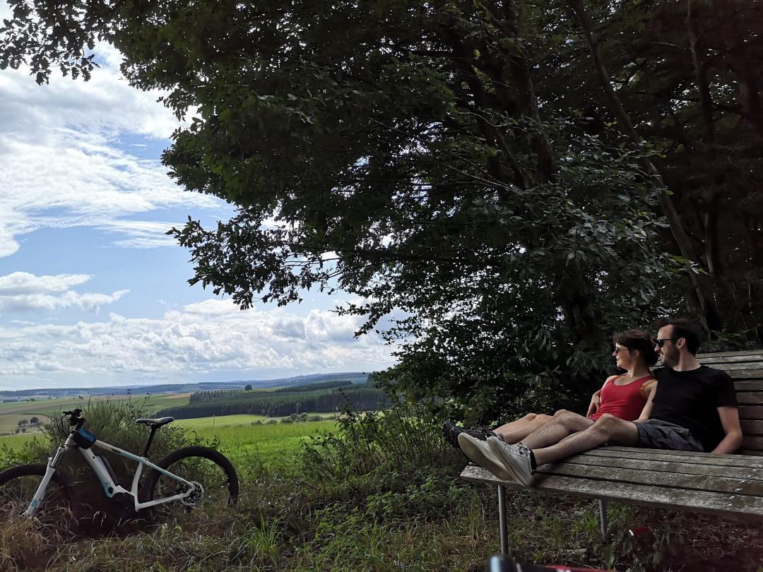 Fietstocht Ardennen en Wallonië
