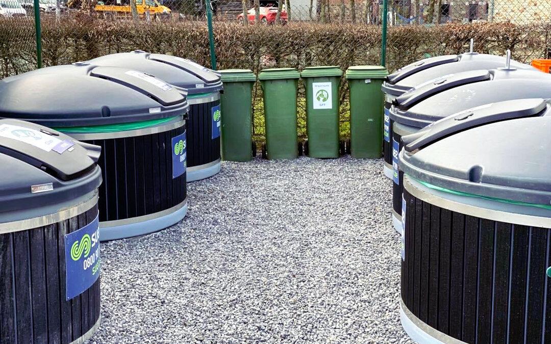 Nieuwe openingsuren voor het afvalsorteercentrum