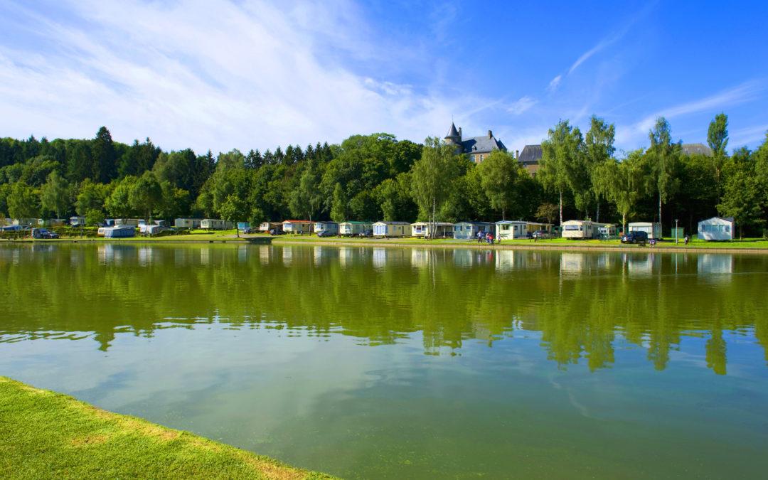 Bienvenue sur le nouveau site du camping Le val de l'Aisne