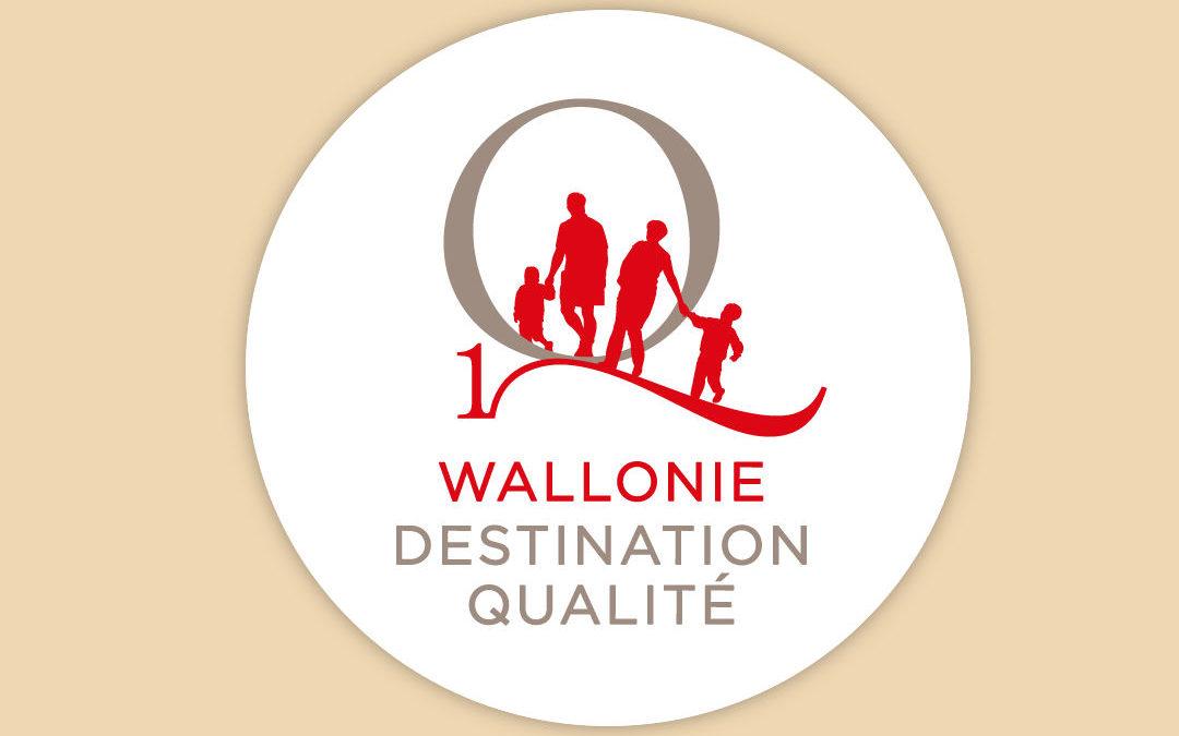 Wallonie destination qualité