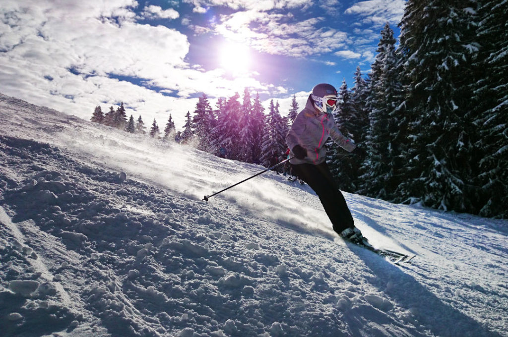 Ouverture des pistes de ski en Ardenne