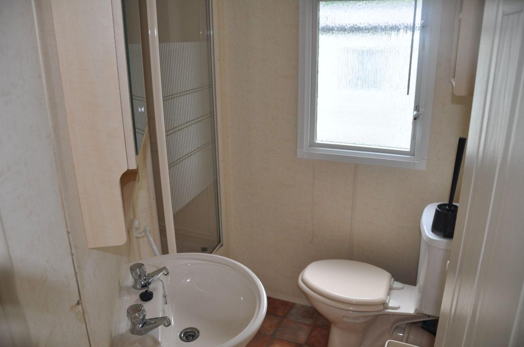 Caravane atlas moonstone camping le val de l 39 aisne - Salle de bain occasion belgique ...