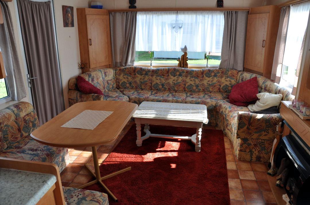 Caravane atlas mirage camping le val de l 39 aisne - Salon de la caravane d occasion ...