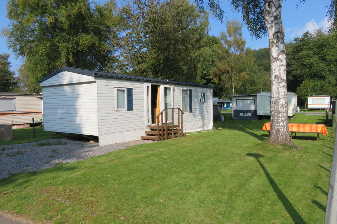 mobile home 3 chambres occasion camping ardenne camping
