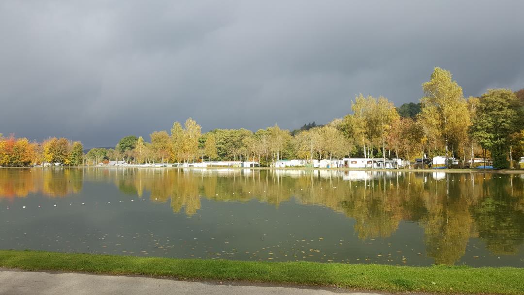 Capodrome - Camping dans les ardennes avec étang de pêche