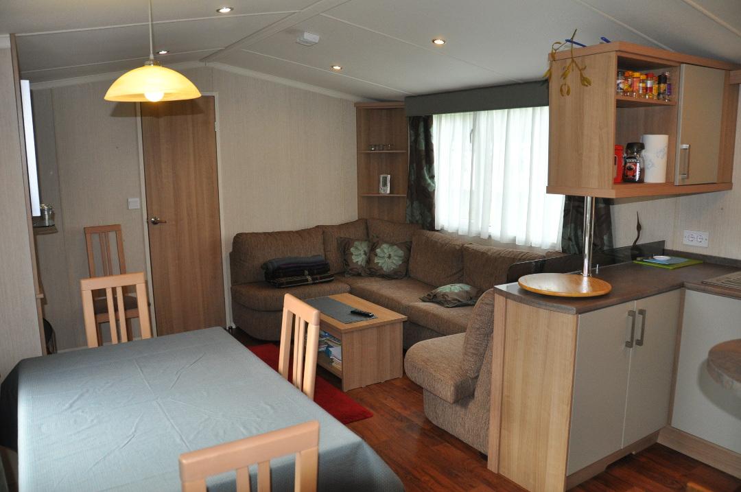 Caravane swift provence 3 chambres camping le val de l 39 aisne - Salon de la caravane d occasion ...