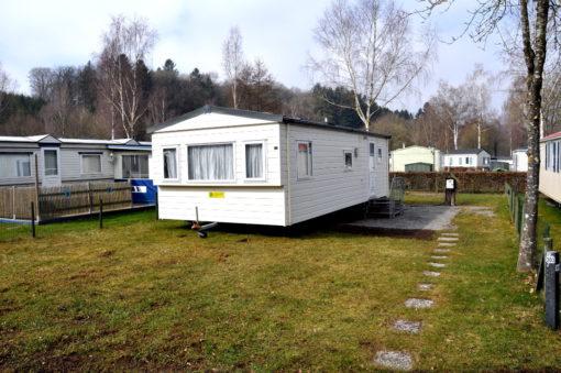 Caravane d'occasion camping Belgique