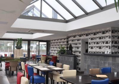 Restaurant domaine du Val de l'Aisne