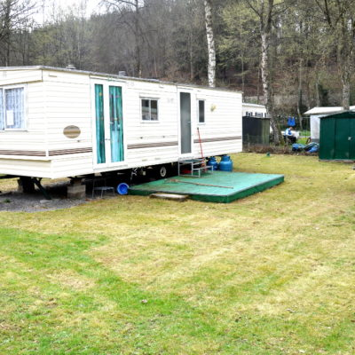 Mobilhome Willerby d'occasion à vendre camping Ardenne
