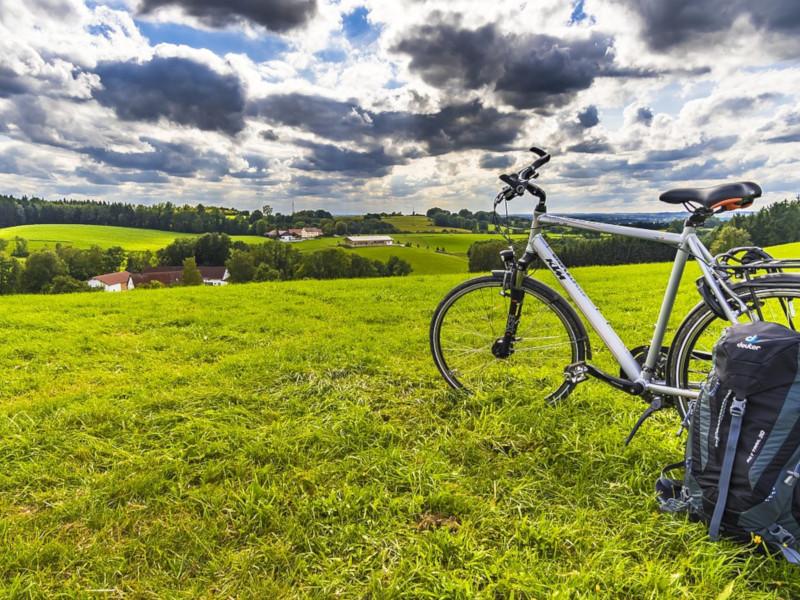 Randonnée cycliste Le Val de l'Aisne