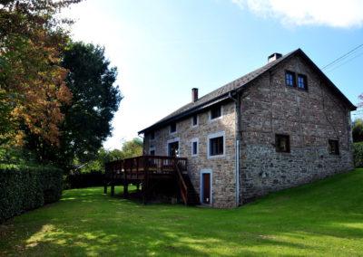 Gîte rural 16 personnes en Ardenne à Erezée