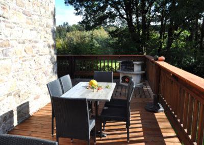 Gîte rural avec jardin, terrasse et barbecue en Ardenne à Erezée