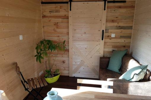 Tiny Houses séjour en Ardenne
