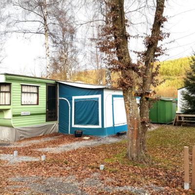 Caravane à vendre willerby 2 chambres