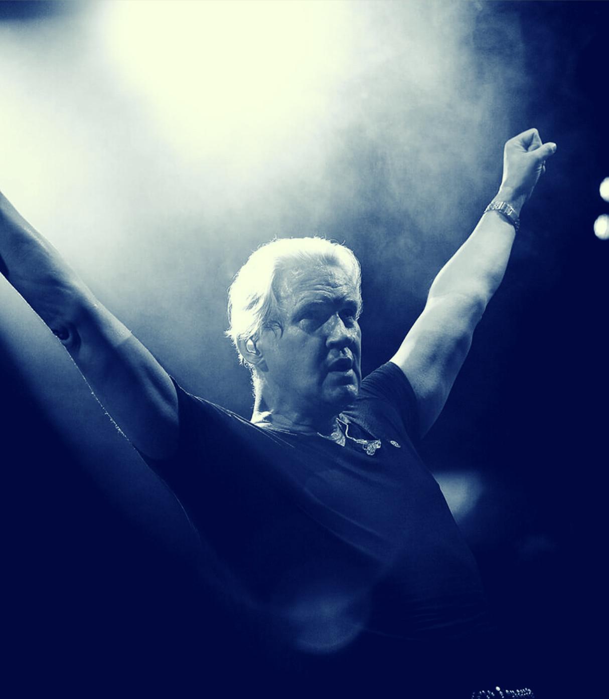 Johnny Logan Monsieur Eurovision
