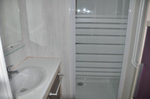 Caravane à vendre Salle de bain
