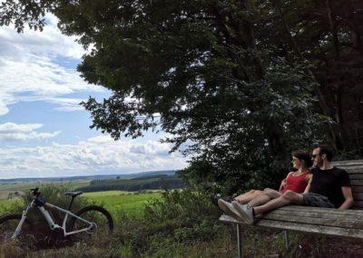Randonnée à vélo dans toute l'Ardenne