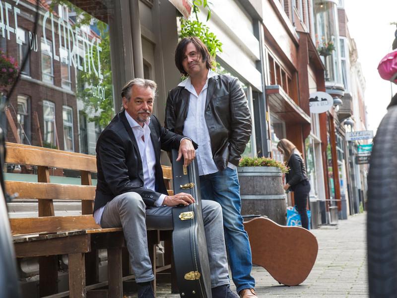 The A16 Duo de guitariste
