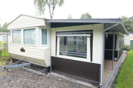 Caravane à vendre Willerby Salisbury 2 chambres